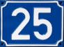 Str 115x110 blå [25]